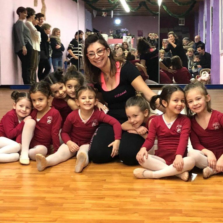 Scuola danza federica bacchetta pavia
