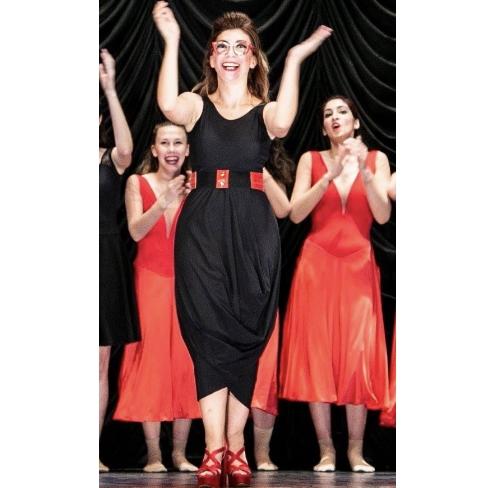 federica Bacchetta Danzami gropello pavia scuola danza